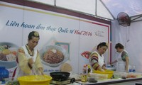 Liên hoan Ẩm thực quốc tế tại Festival Huế