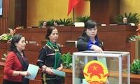 Quốc hội bầu Phó Chủ tịch nước