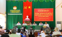 Các địa phương lập danh sách người ứng cử đại biểu Quốc hội khóa XIV