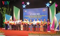 Liên hoan phát thanh toàn quốc lần thứ XII diễn ra từ ngày 20-22/04