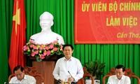 Cần Thơ là động lực phát triển của Đồng bằng sông Cửu Long