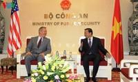 Bộ trưởng Bộ Công an Tô Lâm tiếp Đại sứ Hoa Kỳ và Đại sứ Australia kết thúc nhiệm kỳ công tác