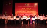 Liên đoàn Lao động Hà Nội tổng kết 5 năm thực hiện chỉ thị 03 của Bộ Chính trị