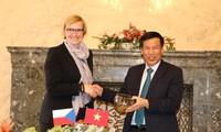 Thúc đẩy hợp tác văn hóa, du lịch Việt Nam – Czech