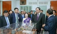 Ý nghĩa lớn từ chuyến thăm Lào, Campuchia của Chủ tịch nước Việt Nam
