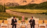 Quan hệ hợp tác Việt Nam - Trung Quốc ngày càng đi vào chiều sâu
