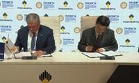 Việt Nam và Liên bang Nga đạt được thoả thuận cung cấp dầu khí
