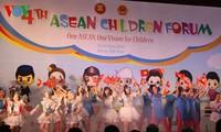"""Khai mạc Diễn đàn với chủ đề """"Một ASEAN, một tầm nhìn cho trẻ em"""""""