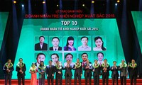 Thành phố Hồ Chí Minh phát động giải thưởng Doanh nhân trẻ xuất sắc