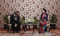 Lãnh đạo Thành phố Hồ Chí Minh tiếp Đoàn đại biểu Đảng Cộng sản Ấn Độ