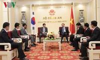 Thúc đẩy quan hệ hợp tác giữa Việt Nam và Hàn Quốc