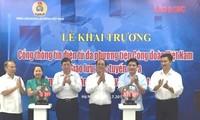 Khai trương Cổng thông tin điện tử đa phương tiện Công đoàn Việt Nam