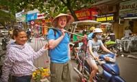 Lượng khách quốc tế đến Việt Nam tăng mạnh