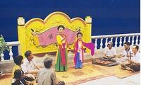 Câu lạc bộ chèo ở làng Khuốc mang tiếng hát chèo đi khắp quê hương