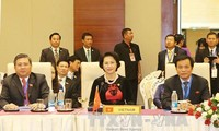 Chủ tịch Quốc hội Nguyễn Thị Kim Ngân dự phiên họp Ban Chấp hành AIPA tại Myanmar