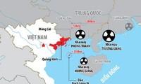 Việt Nam đề nghị Trung Quốc sớm xây dựng cơ chế trao đổi thông tin về các dự án điện hạt nhân