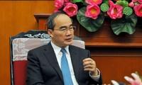 Ông Nguyễn Thiện Nhân: Chăm lo cho người nghèo để thoát nghèo bền vững