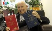 Thương tiếc nhà Việt Nam học xuất sắc, Tiến sĩ Ivo Vasiljev