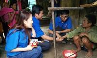 Chương trình ủng hộ đồng bào miền Trung bị lũ lụt của cộng đồng du học sinh VN tại Hàn Quốc