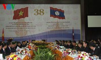 Nâng tầm quan hệ Việt – Lào