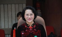 Chủ tịch Quốc hội dự Hội nghị Thượng đỉnh các Nữ Chủ tịch Quốc hội Thế giới lần thứ 11