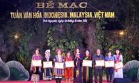 Bế mạc Tuần văn hóa Malaysia-Indonesia-Việt Nam