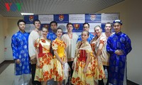 Giao lưu nghệ thuật tuổi trẻ hai nước Việt Nam và Liên bang Nga