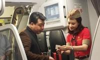 Vietjet Air mở đường bay thành phố Hồ Chí Minh – Hongkong (Trung Quốc)
