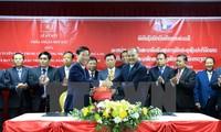 Đoàn đại biểu cấp cao Ban Tuyên giáo Trung ương Đảng Cộng sản Việt Nam thăm và làm việc tại Lào