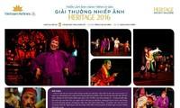 Quảng bá hình ảnh Việt Nam qua Triển lãm Heritage hành trình Di sản 2016