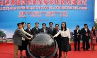 Khởi động tuyến du lịch hai quốc gia - bốn điểm đến giữa Việt nam và Trung Quốc