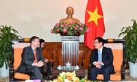 Hợp tác kinh tế tiếp tục là trụ cột ưu tiên trong quan hệ song phương Việt Nam – Pháp