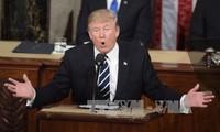 Tổng thống Donald Trump với tầm nhìn lạc quan về nước Mỹ