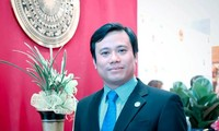 Du học sinh Việt Nam tại Hàn Quốc hướng về Tổ quốc bằng cả tấm lòng