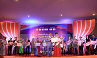 Liên hoan Tiếng hát Việt Nam - ASEAN 2017 tại Lào
