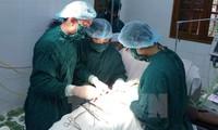 Hoa Kỳ viện trợ không hoàn lại thiết bị Bệnh viện dã chiến cấp 2 cho Việt Nam