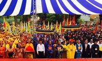 Lễ hội đền Đô – lễ hội tìm về cội nguồn dân tộc
