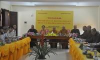 Thống nhất quan điểm quản lý, bảo tồn, phát huy di sản văn hóa Phật giáo