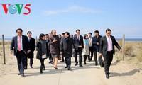 Việt Nam và Hà Lan tăng cường hợp tác trong lĩnh vực nghiên cứu về nước, quản lý cảng biển