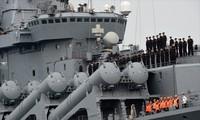 Tàu Hải quân Nga thăm Cảng Quốc tế Cam Ranh, Khánh Hòa