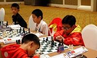 Trần Tuấn Minh giành Huy chương vàng cờ vua trẻ châu Á 2017