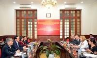 Tăng cường hợp tác về tư pháp giữa Việt Nam và Slovakia