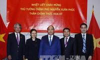 Thủ tướng Nguyễn Xuân Phúc và Đoàn đại biểu Việt Nam kết thúc tốt đẹp chuyến thăm chính thức Hoa Kỳ