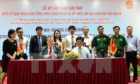 """Hỗ trợ 1,2 triệu USD cho dự án """"Giảm thiểu nguy cơ bom mìn còn sót lại tại tỉnh Thừa Thiên - Huế"""""""