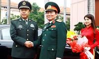Bộ trưởng Bộ Quốc phòng VN hội đàm với Thượng tướng, Phó Chủ tịch Quân ủy Trung ương Trung Quốc