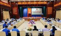 Khai mạc Hội nghị Ban Thường vụ Trung ương Đoàn lần thứ 19 (khóa X)