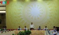 Chủ tịch nước Trần Đại Quang dự phiên họp lần thứ 8 Ủy ban Quốc gia APEC 2017