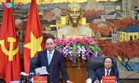 Thủ tướng Nguyễn Xuân Phúc yêu cầu thành phố Hải Phòng phát triển hạ tầng không dựa vào ngân sách