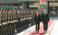 Tuyên bố chung Việt Nam – Belarus nhân chuyến thăm của Chủ tịch nước Trần Đại Quang