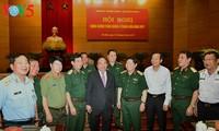 Tiếp tục triển khai có hiệu quả Chiến lược bảo vệ Tổ quốc trong tình hình mới